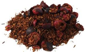 Smaksatt rooibos - Cranberry Vanilla från e-tea tehandel