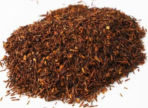 Rooibos - Rött te från Sydafrika