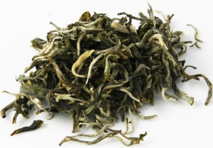 Vitt te e-tea Yunnan special