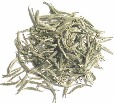 Vitt te - silver needles