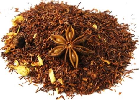 Orientalisk Natt - Ett kryddigt rooibos-te