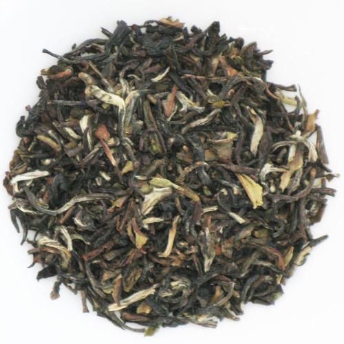 Sikkim-te från Temi teplantage